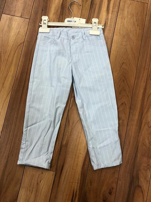 Tutto Piccolo - Blue Stripe Pants
