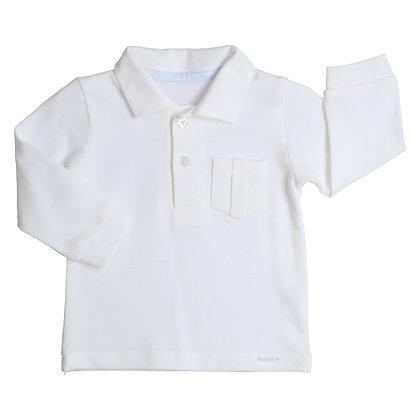 GYMP PIKACHU - White Polo Shirt