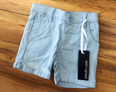 Mitch & Son - Daniel Blue Shorts