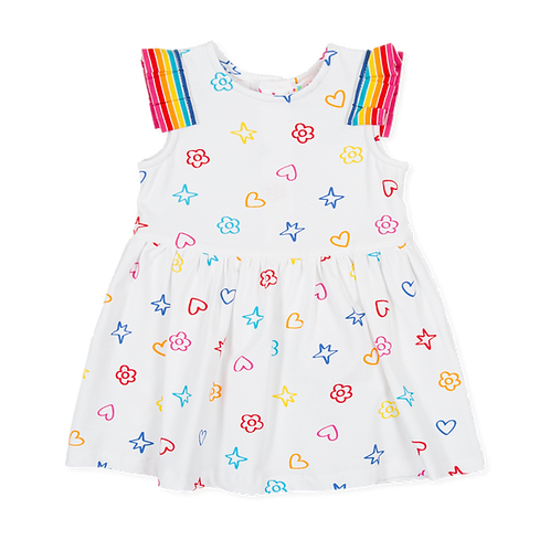 Agatha Ruiz de la Prada -White Dress