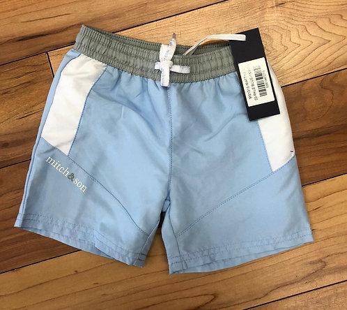 Mitch & Son - Matthew Pale Blue Shorts