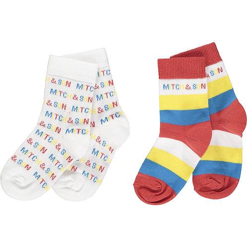 Mitch & Son - Colourful Socks