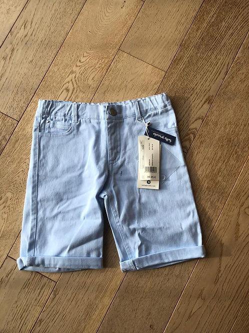 Tutto Piccolo -  Sky Blue Shorts