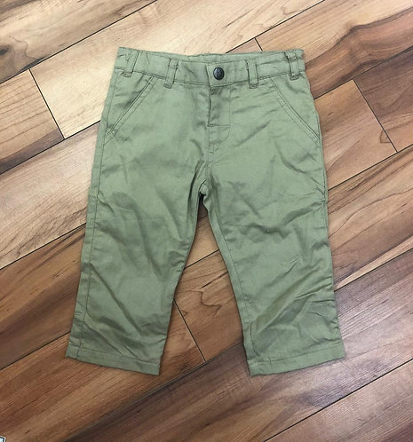 UBS2 - Green Pants