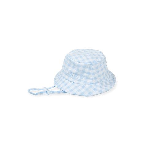 Tutto Piccolo - P.Bamba White Sky Blue Hat
