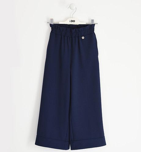 iDO - Elegant crepe trousers