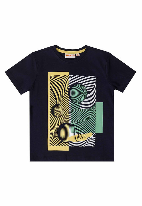 UBS2 - Navy Blue T-Shirt