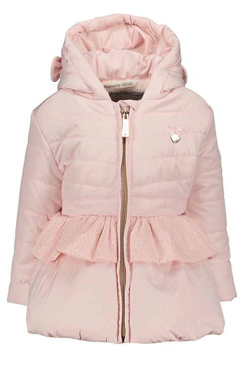 Le Chic - Baby Girls Pink Coat
