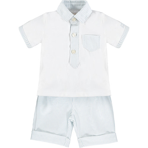 Weston - Jersey 2pc T-Shirt & Shorts