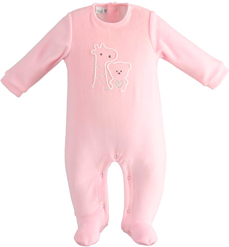 iDO - Pink Romper
