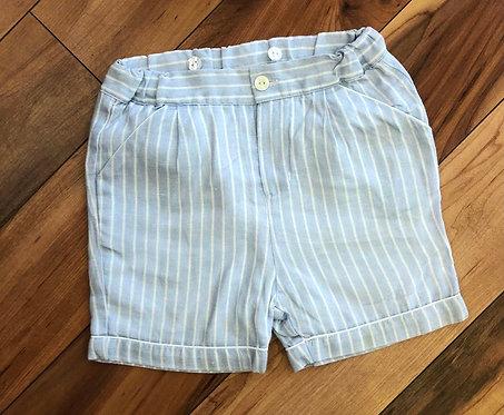 Patachou - Pin Stripe Shorts