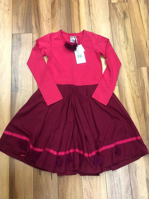 Loff - Fuchsia Dress