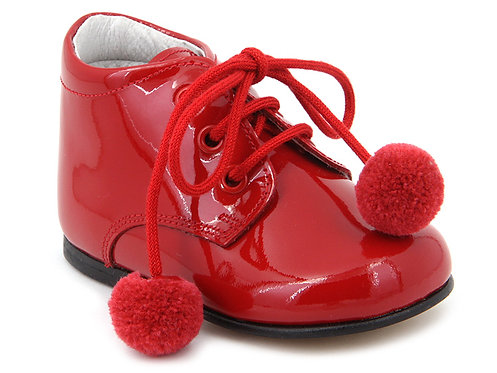 Leon Shoes -  High King Shoes Red