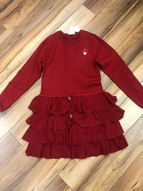Le Chic Red Dress