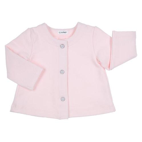GYMP CARBONDOUX - Light Pink Cardigan