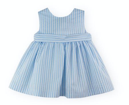 Sardon - Striped Basic Dress