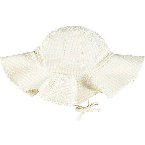 Little A - Kerris Seersucker Hat