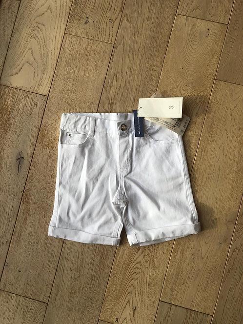 Tutto Piccolo -  White Shorts