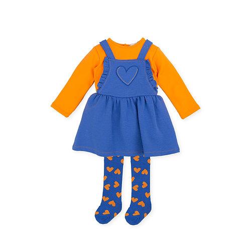 Agatha Ruiz de la Prada - Bolas Atlantic Blue Dress