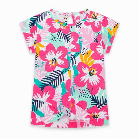 Tuc Tuc - Pink Printed T-Shirt