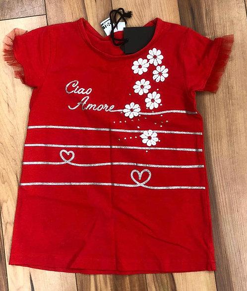 iDO  Red T-Shirt