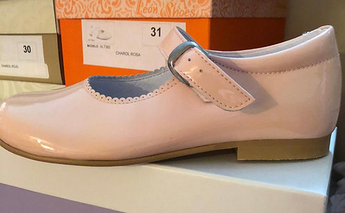 Shoes -  Pink Patent