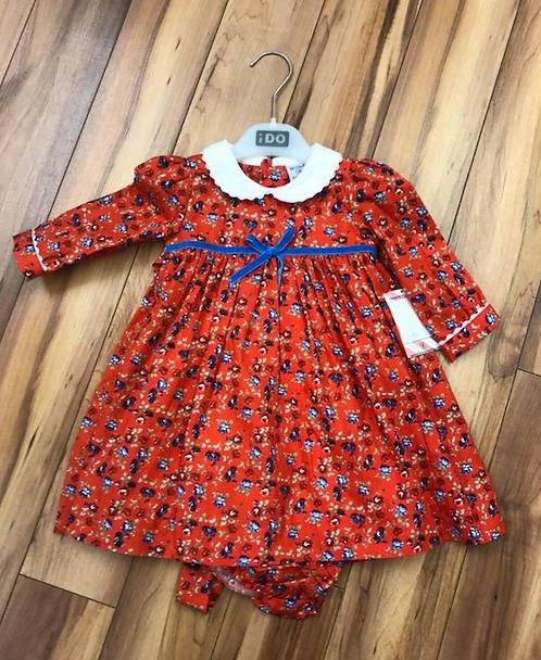Little Larks - Red Dress