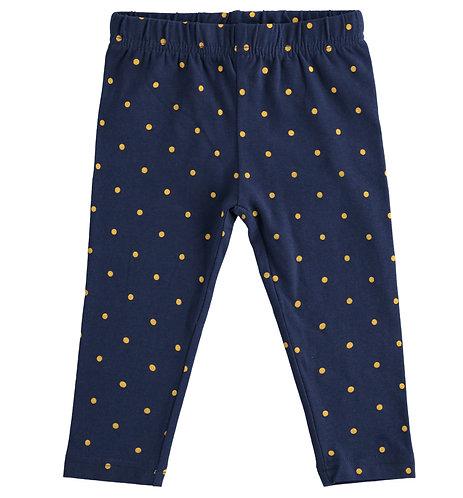 iDO -  Navy Blue Long Leggings