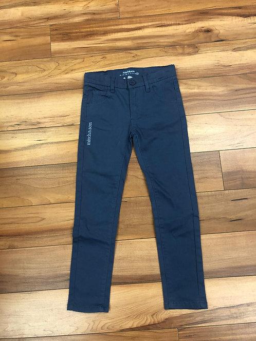 Mitch & Son - Navy Blue Pants