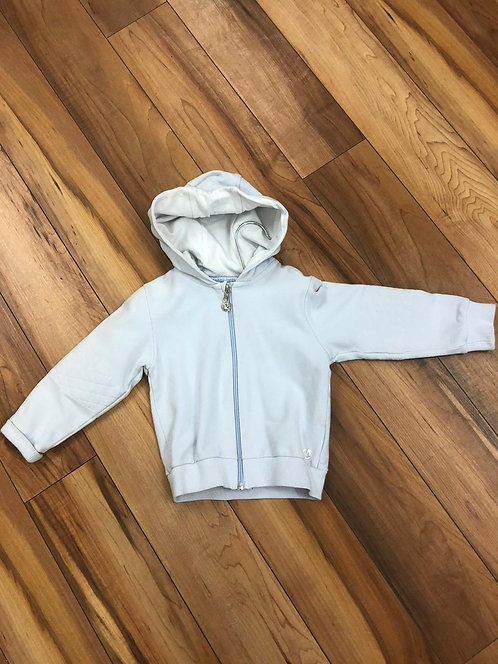 GYMP - Sky Blue Hoody Zip Up