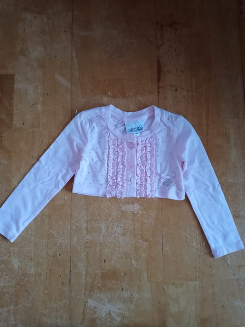 Le Chic Pink Cardigan