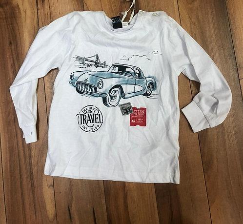 iDO  - White Car Top
