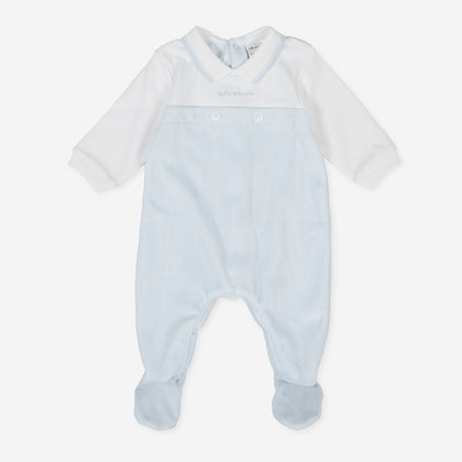 Tutto Piccolo P.Enif- Sky Blue Babygrow