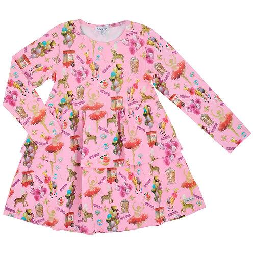 Happy Calegi - Tilly All Over Print Dress