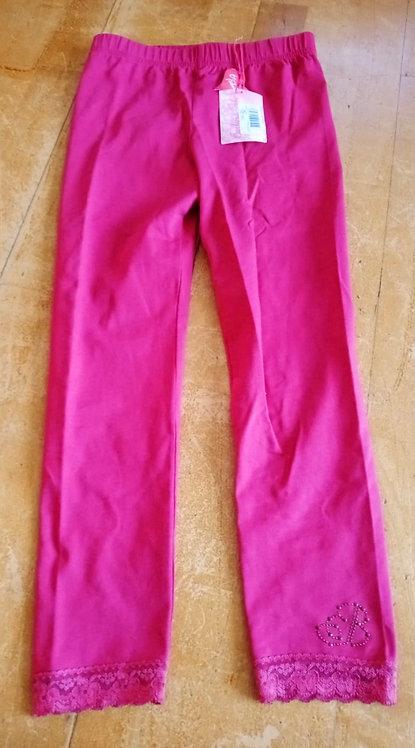 Barbara Farber Pink Leggings