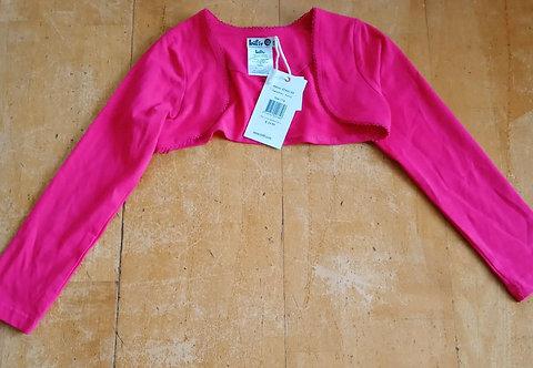 Lofff Pink Bolero