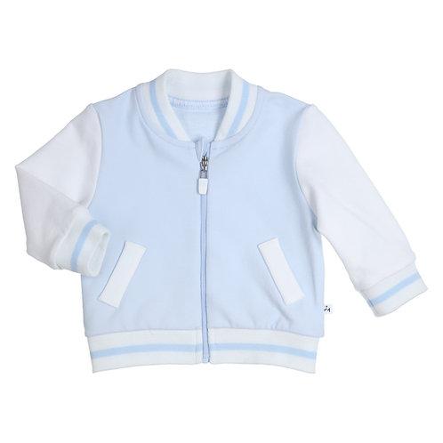 GYMP - Light Blue & White Cardigan Combi