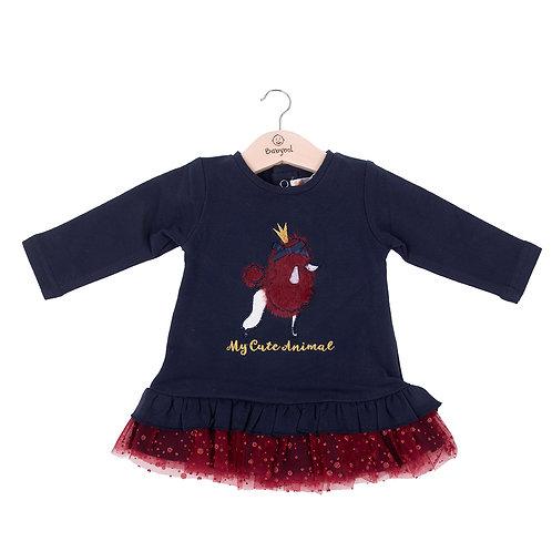 Babybol - Navy Dress