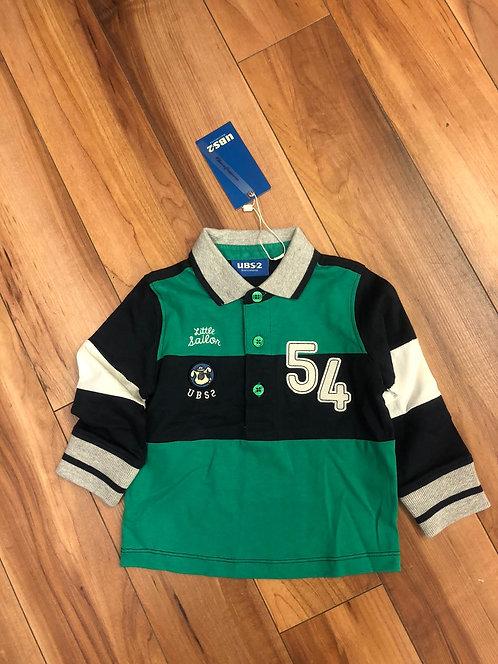 UBS2 - Green Polo Shirt