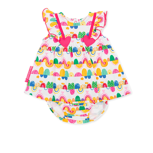 Agatha Ruiz de la Prada - Multi Coloured Dress & Briefs