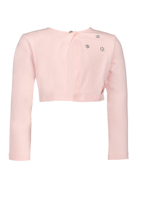 Le Chic - Baby Pink Bolero
