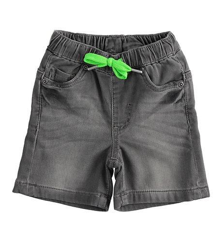 iDO - Black Woven Shorts