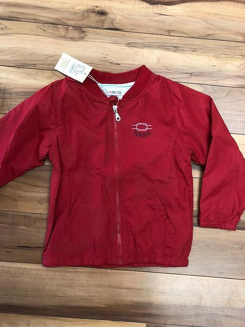 Babybol -Red Jacket