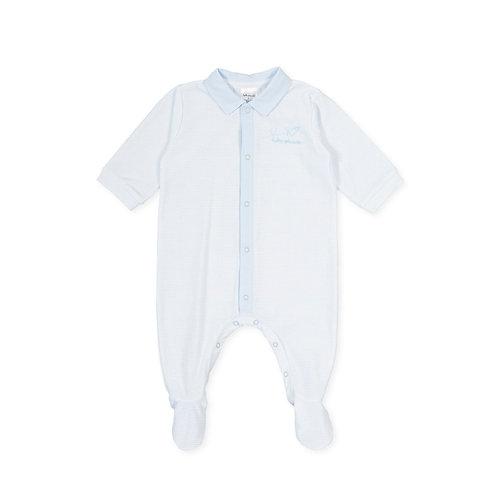 Tutto Piccolo - P.Alegrias Sky Blue Babygrow