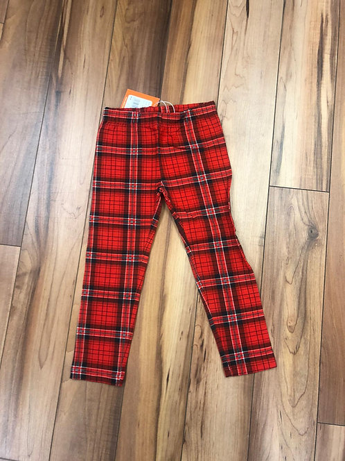 UBS2 -  Red Check Pants