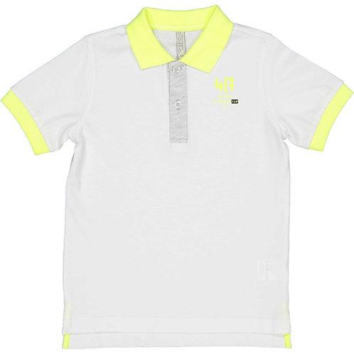 Trybeyond  - White Polo Shirt
