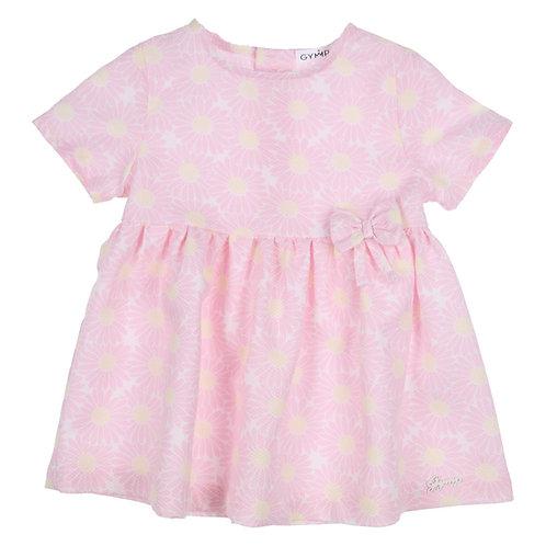 GYMP - Light Pink & Yellow Dress