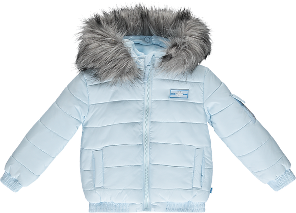Mitch & Son Ryker - Pale Blue Padded Jacket