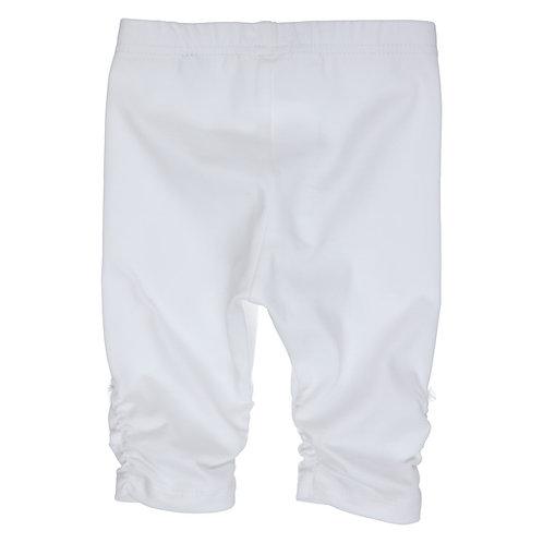 GYMP -  White 3/4 Leggings