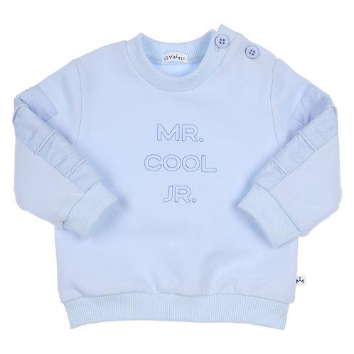 GYMP - Light Blue Sweater